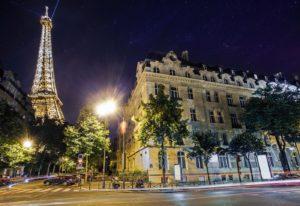 The Salesforce Headquarters in Paris